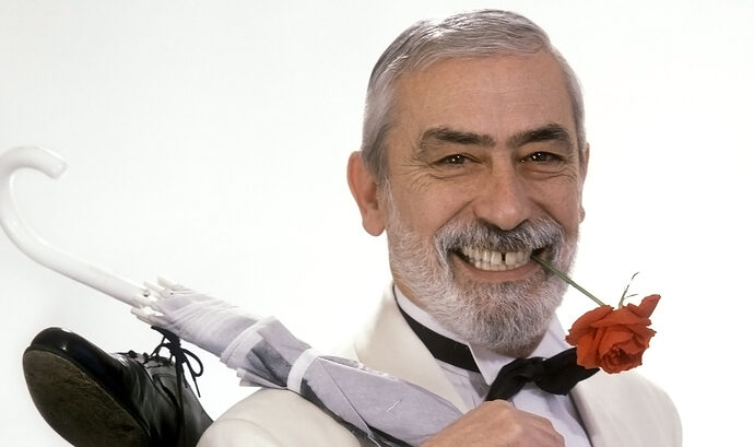 Живая легенда: Вахтанг Кикабидзе — о трудном детстве, любви к Одессе и жизни на сцене