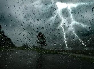В Одессу идет циклон Ксения с похолоданием и грозами
