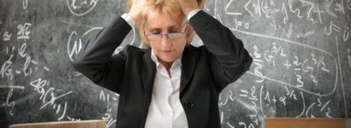 У Міносвіти рекомендували забезпечити можливість учителям-пенсіонерам продовжити свою роботу на строкових договорах