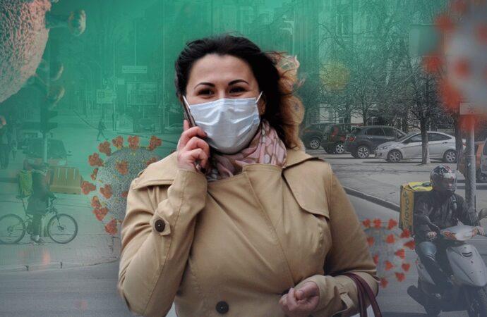 Коронавирус в Одессе и Украине: сколько людей заболело?