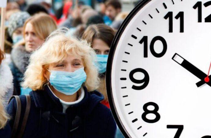 Комендантский час: в Одессе и области хотят запретить ходить по улице в выходные