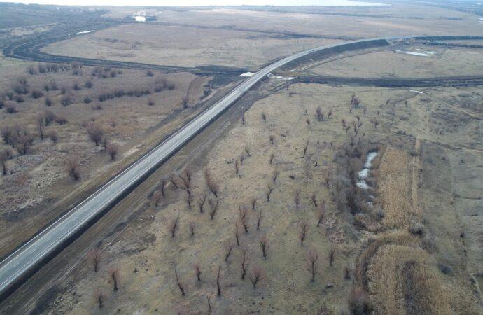 Ремонт недели: в Одесской области в карантин чинят дороги