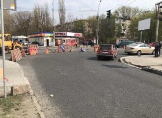 Как ездить по проспекту Небесной Сотни в Одессе во время ремонта: измененная схема