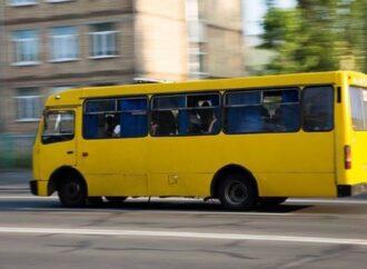 В Одесі водій маршрутки наїхав на 78-річного чоловіка