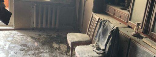 У місті на Одещині у 16-поверхівці сталася пожежа: загинув господар житла