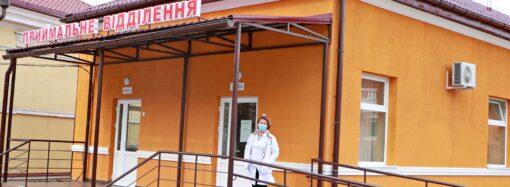 В одесской инфекционке увеличивают количество койкомест для пациентов с коронавирусом