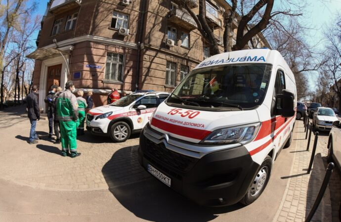 Коронавирус: кого в Одессе тестируют на дому и куда обратиться с этим вопросом