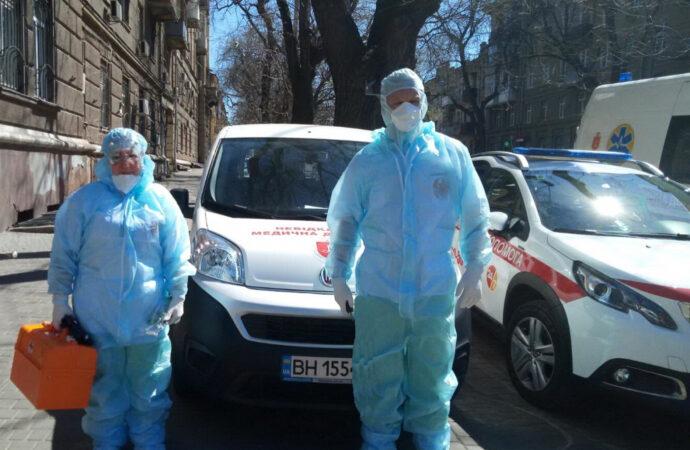 Коронавирус: сколько доплатят борющимся с пандемией медикам в Одесском регионе?