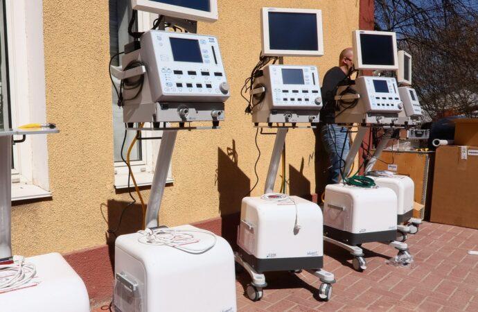 Хроники коронавируса: Одесса на карантине и новые аппараты ИВЛ
