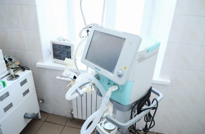 23 апарати ШВЛ та 24 монітори пацієнта: в Одесі медзаклади отримали обладнання для протидії COVID-19