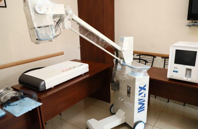 В одеський пологовий будинок закупили рентген-апарат для діагностики COVID-19 у породіль