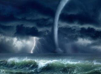 """""""Желтый"""" уровень опасности: 25 апреля Одесский регион может накрыть ураган"""