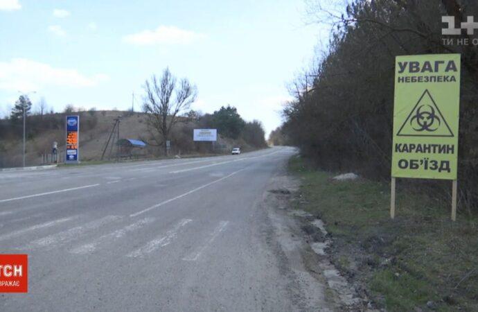 Коронавирус в регионах: Черновицкую область закрывают для частных перевозок