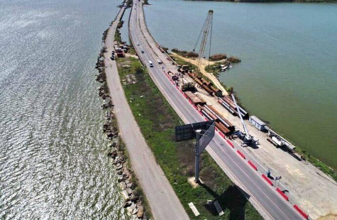 На мосту через лиман под Одессой возобновились работы: Кабмин дал денег на ремонт
