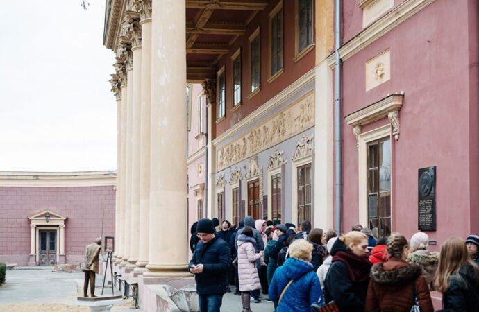 Одесский художественный музей пообещали не отключать от электричества