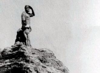Неизвестная Одесса: пляж «Старик» и статуя «Старик»