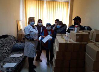 В опорні лікарні Одеської області передадуть партію медикаментів для лікування COVID-19