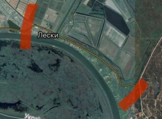 Близ Одессы начали ремонтировать разбитую автодорогу