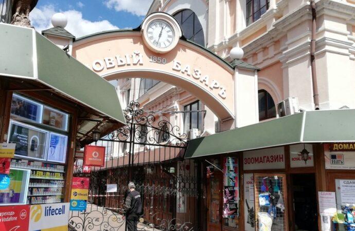 Одесский Новый базар закрыли на карантин: что там сейчас (фото)