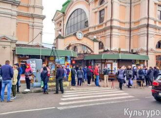 Предприниматели в Одессе устроили бунт против закрытия рынка: чем все закончилось (фото)
