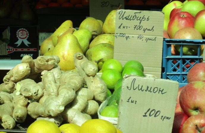 В Одессе лимоны и имбирь стали «стратегическими продуктами» и устрашают ценами