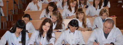 Студентов-медиков в Одессе просят помочь лечить больных с коронавирусом