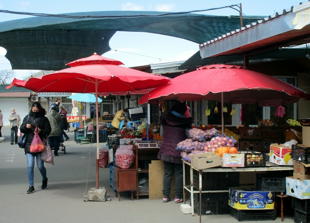 Оптовый базар Нового рынка