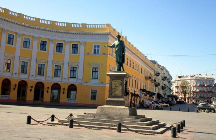 Наш Дюк на карантине и задолго до него: фото старой Одессы