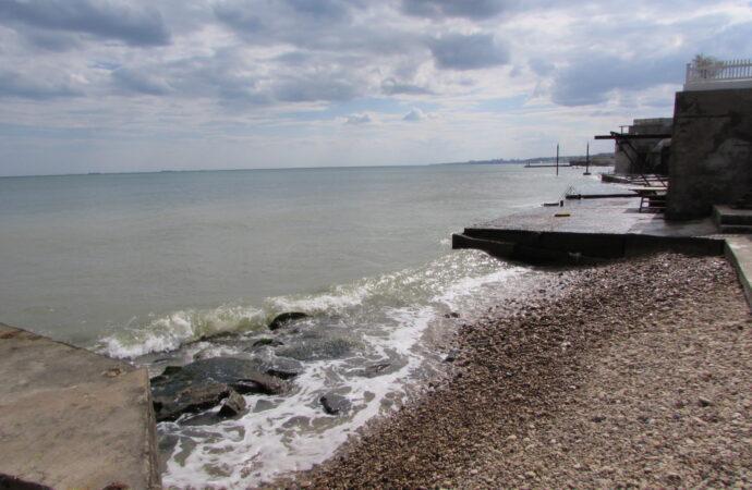 Идти ли на пляж: температура морской воды в Одессе 17 июня
