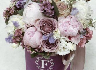 Доставка цветов – отличный подарок в условиях карантина