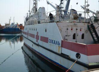 В Одессе заболевших коронавирусом смогут принимать на катере в порту