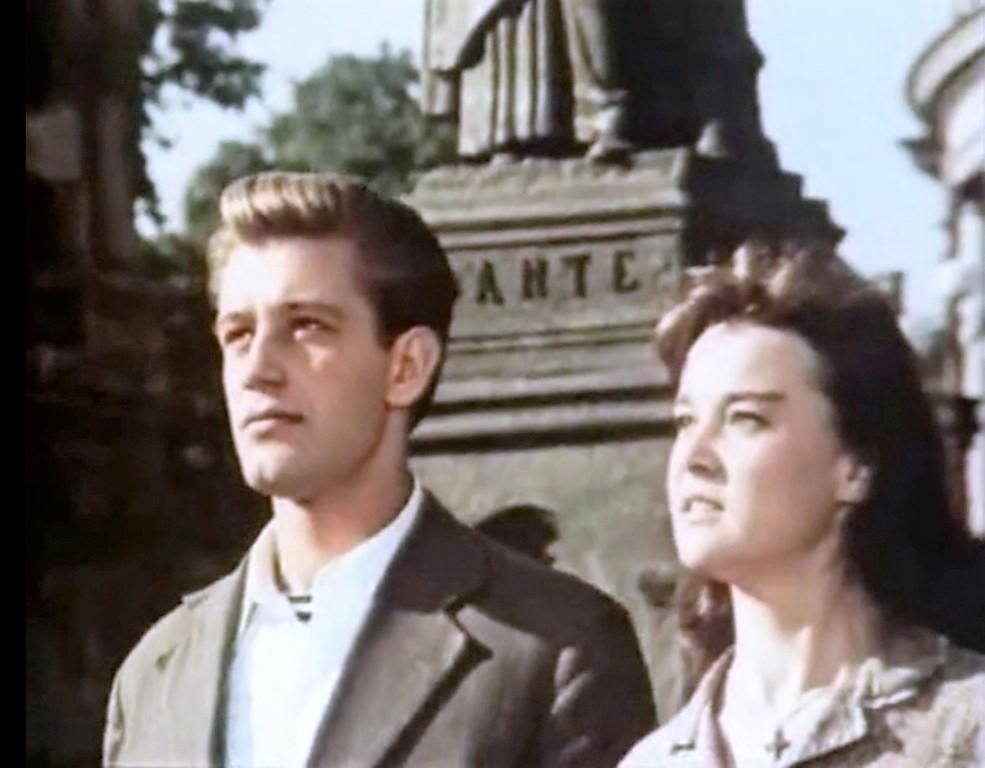 Кадр из фильма Роман и Франческа