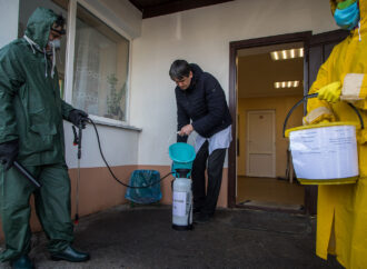 Дезинфекция в период пандемии: что одесские врачи думают об использовании хлора?