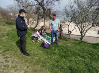 В карантин одесситам хотят запретить гулять у моря