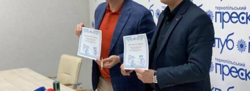 Одеська кіностудія підписала меморандум про співпрацю з Асоціацією кінокомісій України