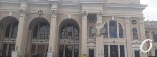 Помещения на одесском железнодорожном вокзале будут сдавать в аренду