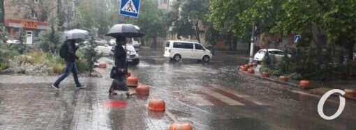 Сьогоднішня злива в Одесі побила майже 60-річний рекорд за кількістю опадів