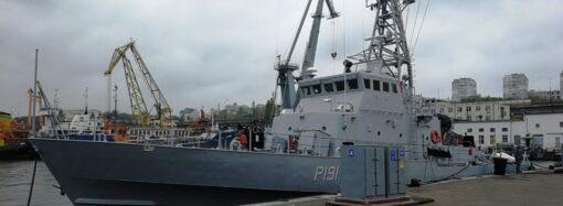 В Одесі моряків навчатимуть керувати патрульними катерами класу «Айленд»