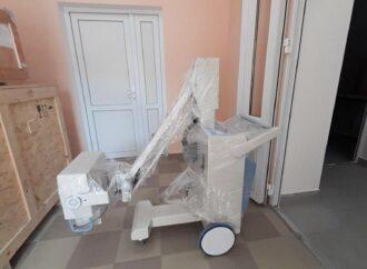 В Одеську міську інфекційну лікарню придбали новий рентген-апарат