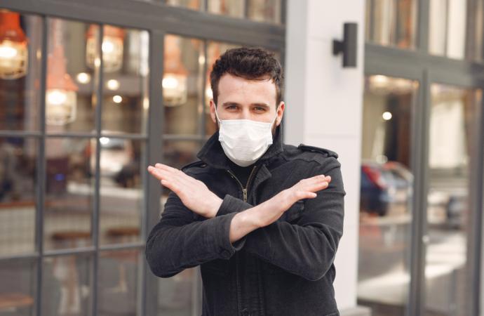 Хроники коронавируса: ужесточение карантина в районах Одесской области