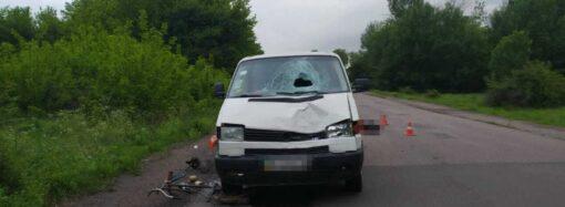 На Одещині у ДТП загинув 17-річний велосипедист