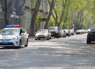 В Одесі близько 30 автівок протестували проти забудови узбережжя (відео)
