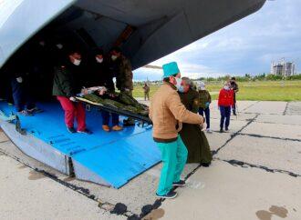 Что произошло в Одессе 7 мая: 12 раненых бойцов и назначение Саакашвили
