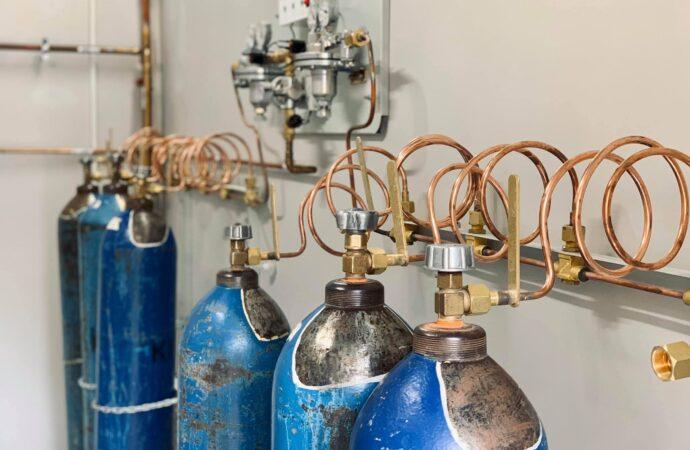 В Ізмаїлі відкрили кисневу станцію для місцевої лікарні (фото)