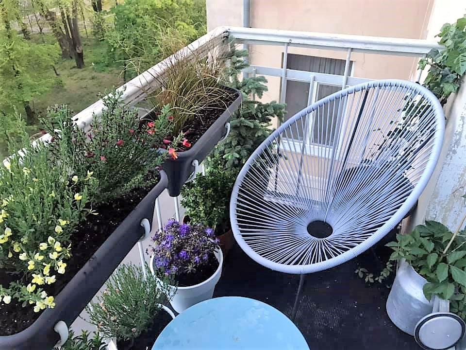 Балкон Константина Емельянова