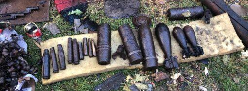 На Одещині у колекціонера старих боєприпасів вибухнув снаряд Другої світової війни