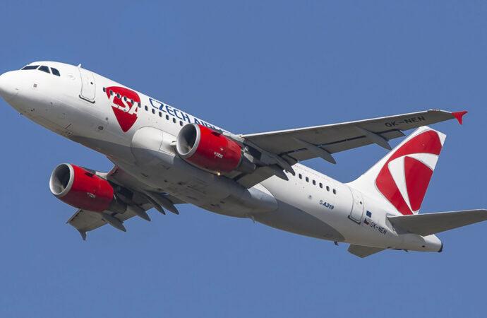 Чешская авиакомпания возобновит рейсы в Одессу с 25 мая