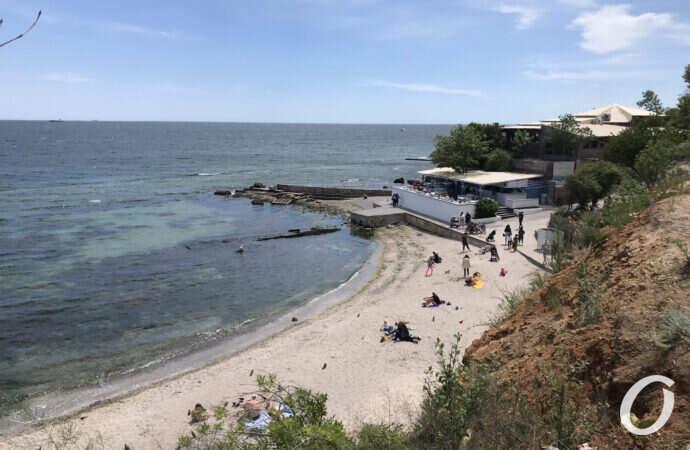 Идти ли на пляж: температура морской воды в Одессе 14 июня