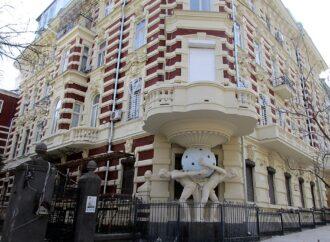 Одесские атланты вышли из «заточения» (фото)