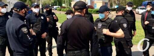 На Куликовому полі поліцейські затримали двох правопорушників